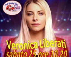 "DiTuttoDiPiù Summer: ospite Veronica Liberati –  finalista di ""All Together Now"""